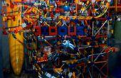 3XODUS | Una máquina de la bola de K'nex