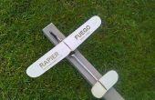 Espada ropera Fuego Retro modelo plano