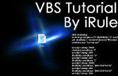 Tutorial de VBS - conceptos básicos
