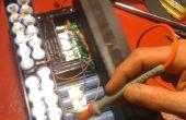 Reconstrucción de baterías Ebikes
