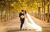 Una boda de impresión 3-d