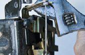 Cierre posterior reparación en Toyota Sequoia