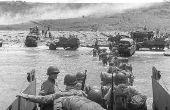 70 º aniversario del desembarco de Normandía de guerra mundial dos (infografía)