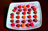 Fácil para hacer Chocolates pastel receta casera