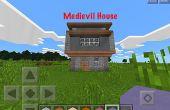 Casa de medievil Minecraft PE