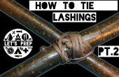 Habilidades rápidas #5: Cómo atar cintas - Pt.2 de amarre Diagonal