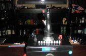 Arduino powered A-10 stick grip remoto w/emergencia botón partido!