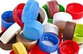 Qué se puede hacer fuera de las tapas de botellas de plástico