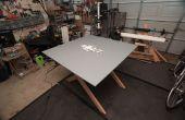 Proyecto mesa plegable