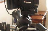 Articulado bicicleta montaje de cámara con Quick Release