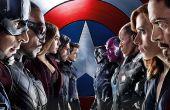 Capitán América: la Guerra Civil (2016)