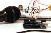 Entrada de Arduino Audio