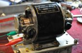 Revivir un dinamotor de 2 ª Guerra Mundial, como radios de tubo fueron móvil durante la guerra