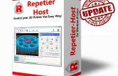 Cómo configurar opciones de Repetier V0.95 para imprimir Printrbot Simple mejor!