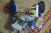 Simple Robot móvil automática utilizando arduino y L293d IC