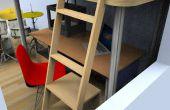 Diseño de dormitorio (mejorar su sala de juvenil diseño desafío)