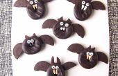 Murciélagos de Spooktacular (donut)