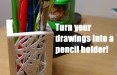 Convertir sus dibujos en un modelo 3D!!!!
