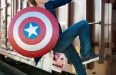 Escudo de Capitán América real