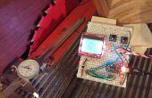 Sierra de mesa Digital precisión con sobremuestreo de Arduino