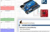 Conducir a una página web en tiempo real usando Arduino, SensorMonkey y Processing.js