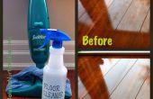 Mejor limpiador piso casera Natural