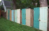 Añadir un toque en su jardín con materiales reciclados