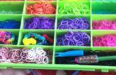 Organizar su telar de bandas