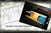 Cómo construir un organizador de cama carro