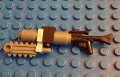 Engranajes de LEGO de la guerra motosierra pistola (o algo parecido)