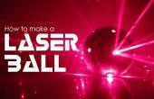 Bola del laser