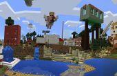 Salvar al mundo: Minecraft PE