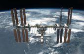 Cómo detectar el paso de estación espacial internacional por.