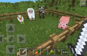 Cómo trampa Minecraft Mobs pasivos