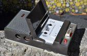 Revivir una grabadora de philips norelco de 1960