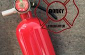 Extintor bombero DORKY