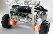 SimpleBot - un bot Lego con Raspberry Pi en el corazón