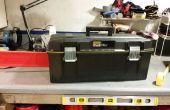 Caja de herramientas en caso de motosierra