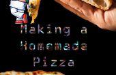 Hacer una Pizza casera
