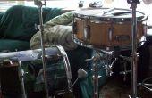 Tom de piso a la conversión de tambor de retroceso con un presupuesto ajustado. + actualizado +