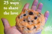 Buen Karma las Cookies... y 25 maneras de compartir el amor