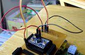 La frambuesa Pi - conexión Arduino