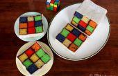 Torta de Battenburg Rubik