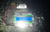 Independiente Arduino cronómetro - protector de teclado de LCD SainSmart