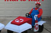 Mario Kart y Luigi Kart