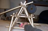 Trincadas Trebuchet (escala 1/5)