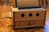 Construir una caja de música mecánica programable