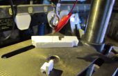 Hot Wire Cutting for Drill Press