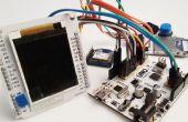 Sistema de navegación de mapa GPS de Arduino