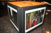 ¿DIY Cardbox de marco de foto